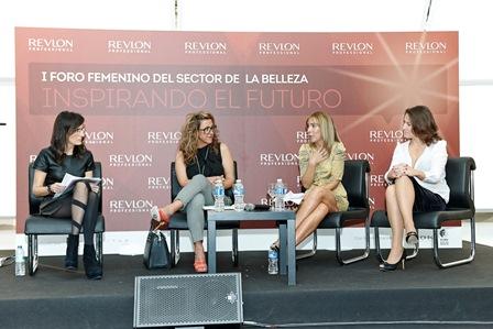 NdP Revlon Professional y I Foro Femenino del sector de la Belleza (4)