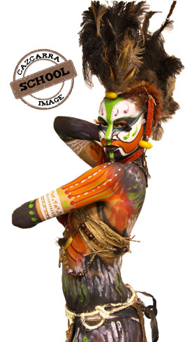 Cazcarra-body-painting-2015