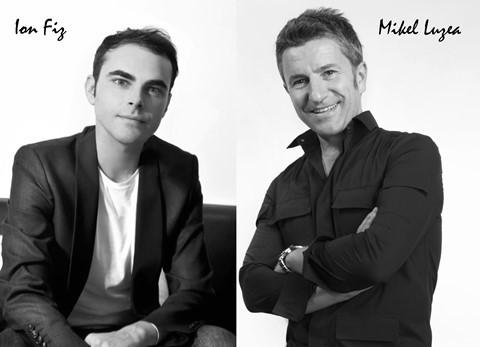 Ion Fiz & Mikel Luzea