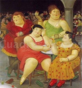 mujeres-de-botero